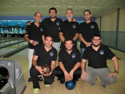 A.Y.MA. Bowling Team