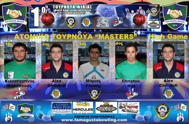 Article for Winners of MASTERS_2011