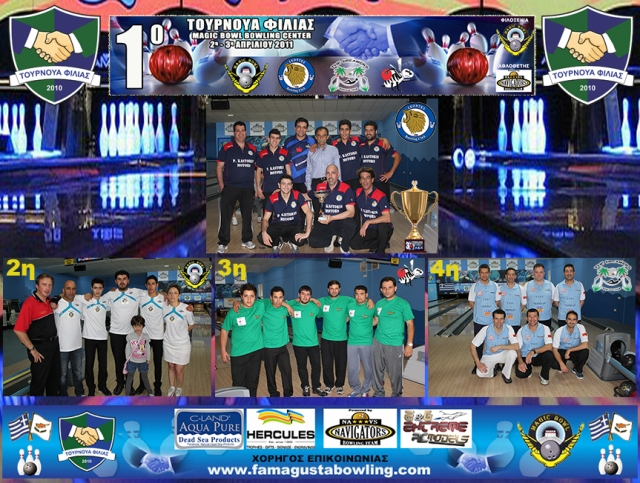 Article for Winners of TEAMS TOURNAMENT_2011