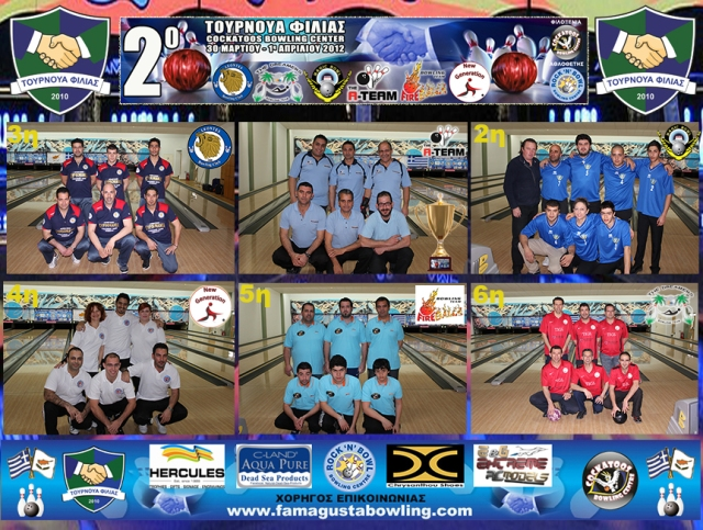 Article for Winners of TEAMS TOURNAMENT_2012