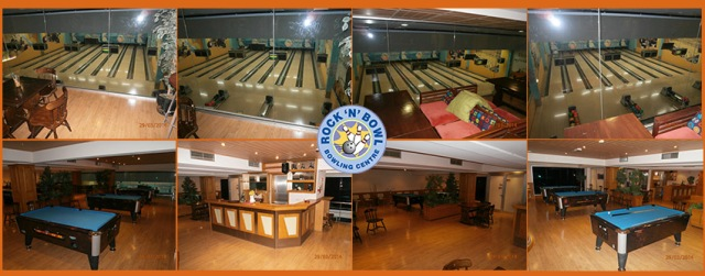Afieroma sto Rock N Bowl - photos